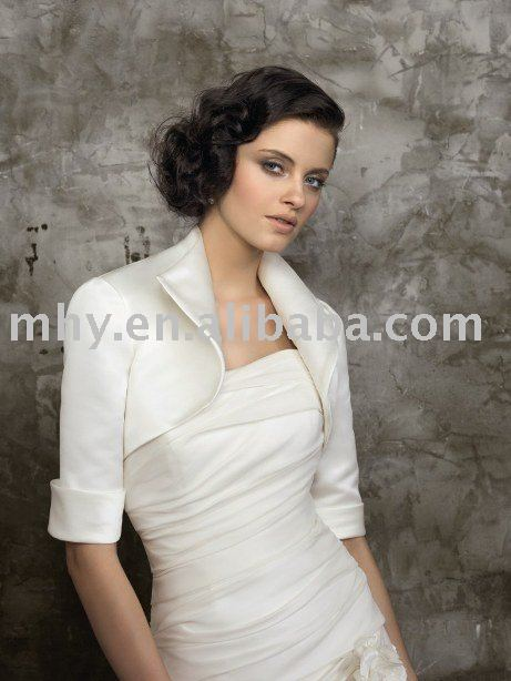 Wedding Accessories&Bridal Accessories&Wedding Jacket WJ-002