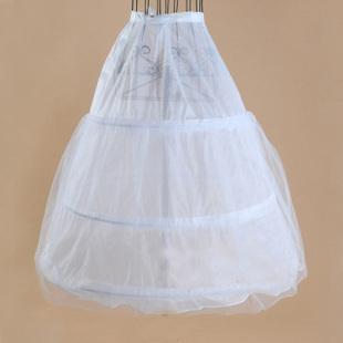 Wedding dress formal dress accessories wedding panniers the bride dress ring tape yarn