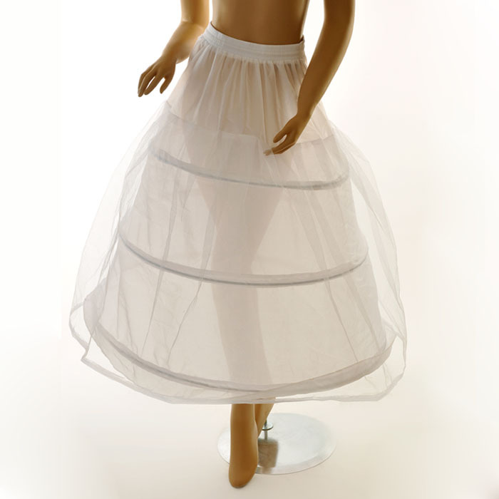 Wedding panniers princess dress elastic wire tulle dress wedding accessories wys099