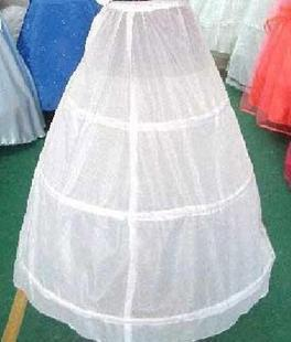 Wedding panniers wedding qi pannier puff skirt t0017