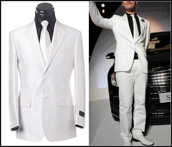 White Coat For Men