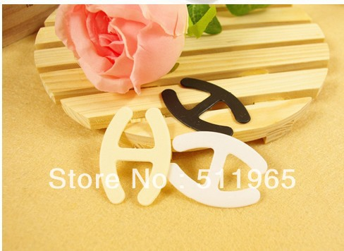 Wholesale 100pcs can choose colors perfect adjust Bra strap clips cleavage Control buckle