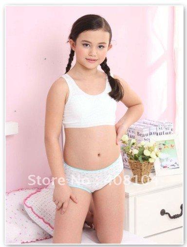 Bra Training Teen Girls