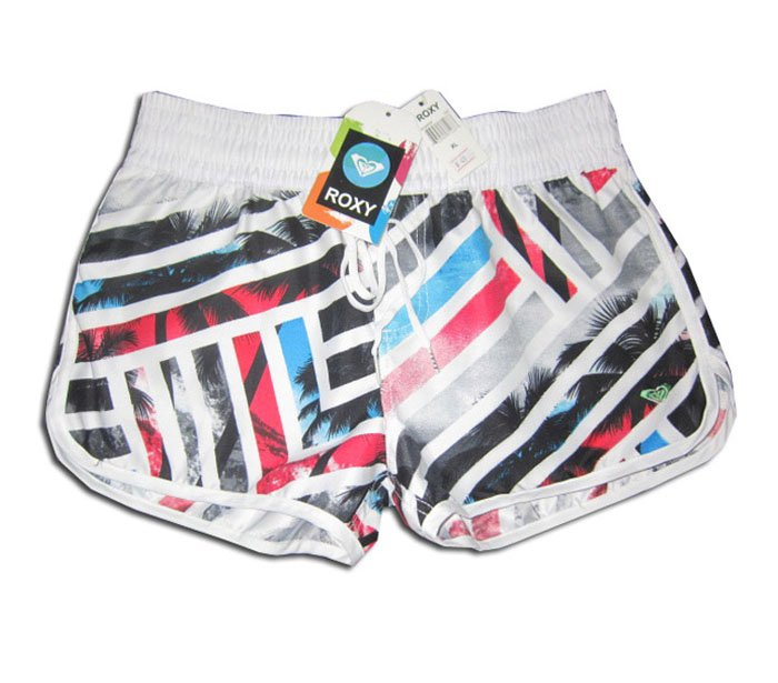 Wholesale Hot new arrive 2012 fashion women female lady's best gift outdoor sports clothes stripe surf short pant +free shipping