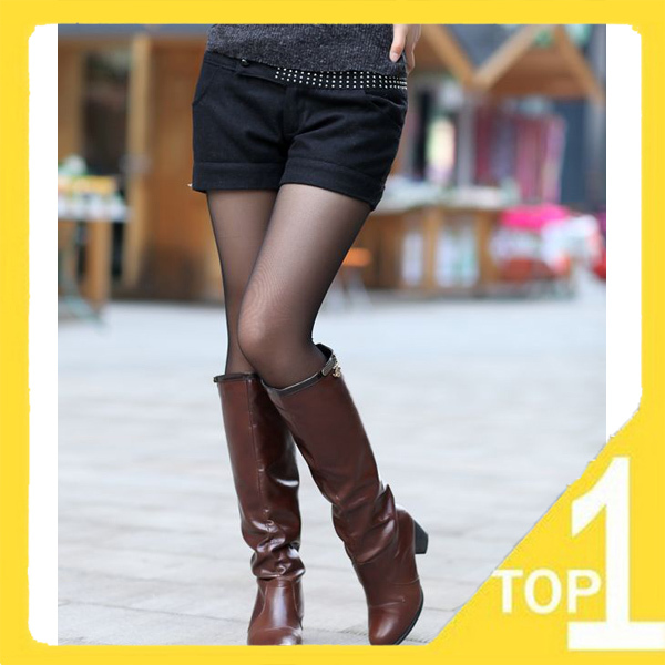 Wholesale New 2012 Casual slim Women's shorts winter warm wool short pants iron Stone Boots pants quality