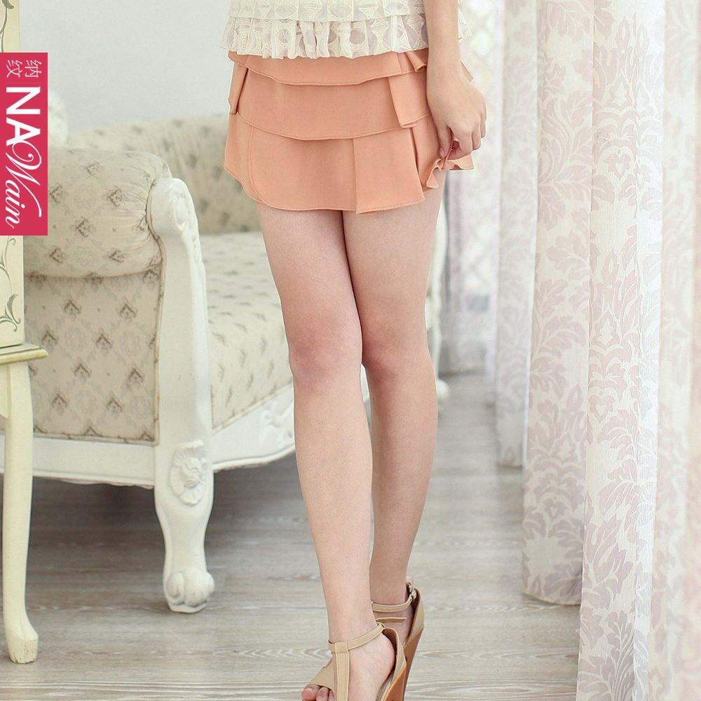 Women's 2012 shorts female slim shorts plus size pants