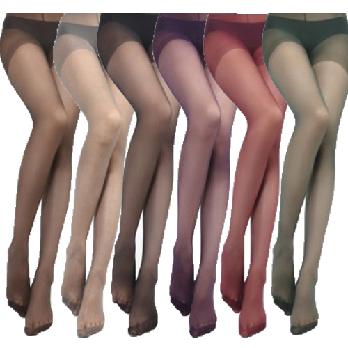 Women's Colors Semi Opaque Tights Sweetpea Pantyhose Stockings B149 [31783|99|01]