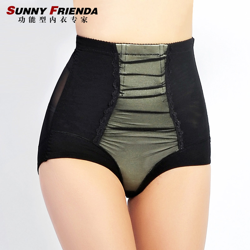 Women's high waist abdomen drawing butt-lifting panties slimming body shaping pants corset pants 2613 2013 sexy hot