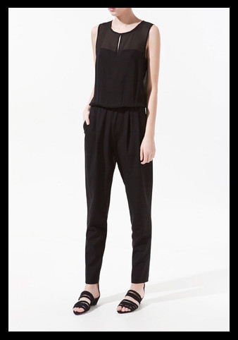 Women's perspective jumpsuit with backless designing for asos free shipping for cpam