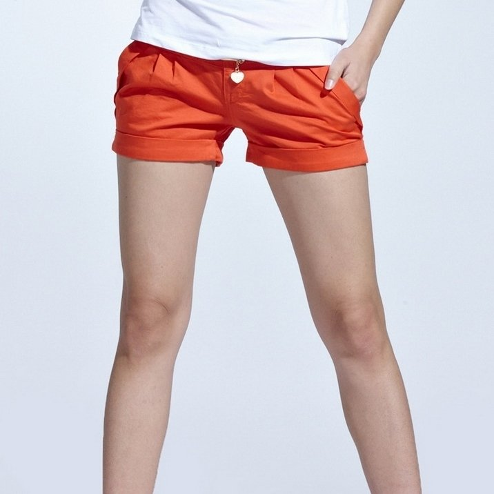 Yuhuatai new arrival the trend of the brief elegant fashion personality shorts wyhj-4090
