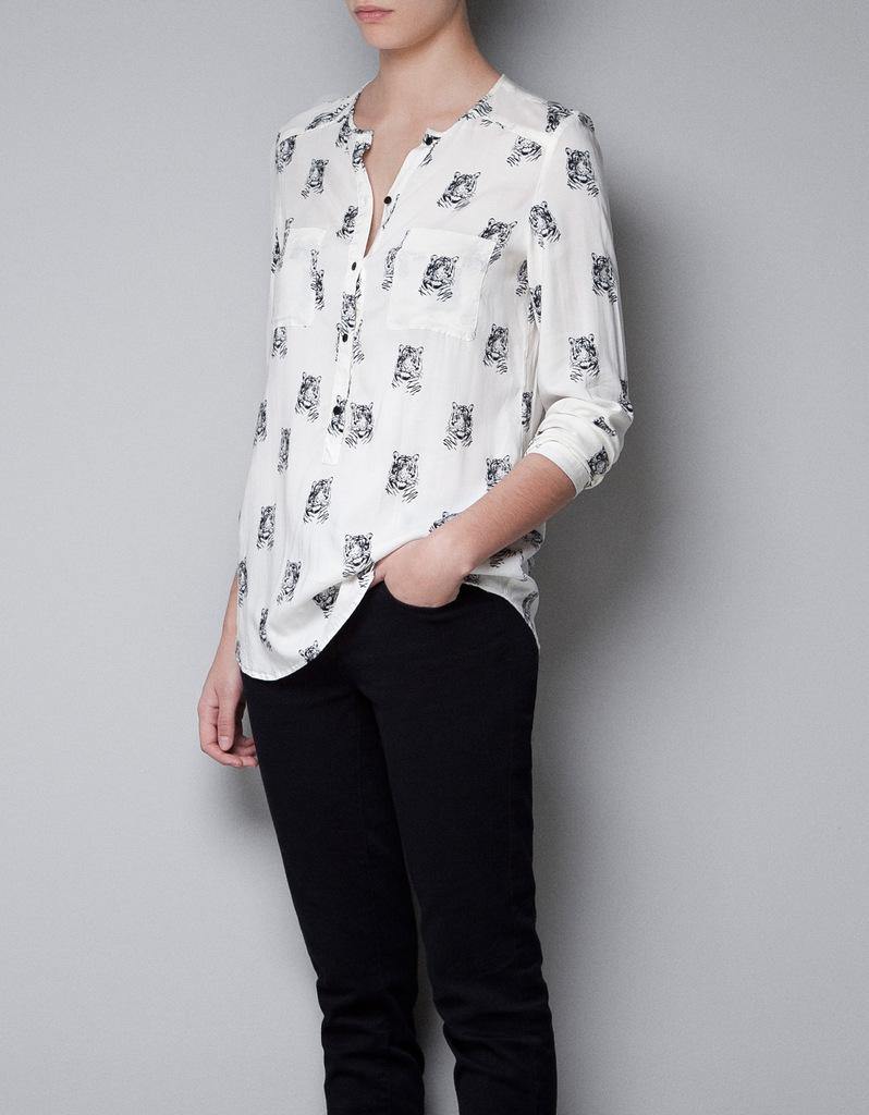 Модели женских блузок с доставкой
